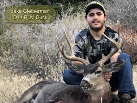 Jake Gleiberman D14 PLM Buck