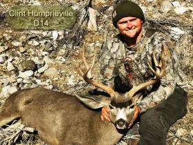 Clint Humprieville D14