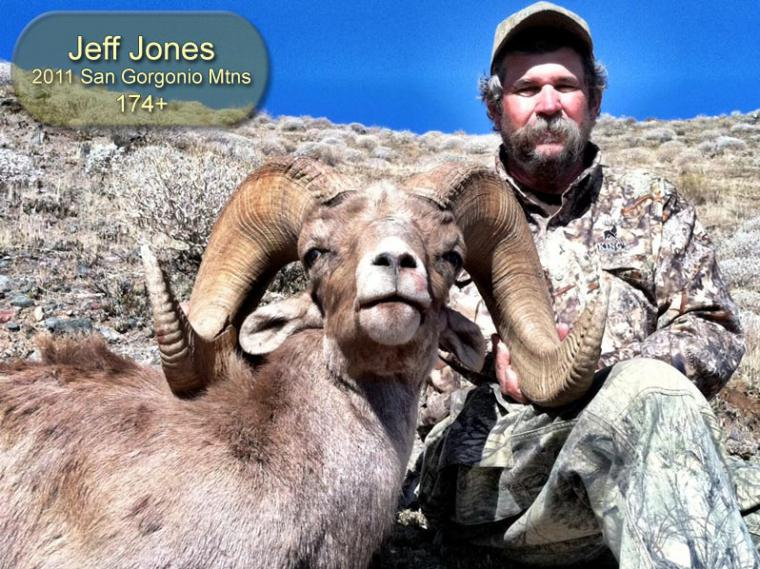 Hall of Fame: 2011 Jeff Jones 174+