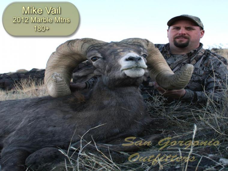 Hall of Fame: 2012 Mike Vail 180+