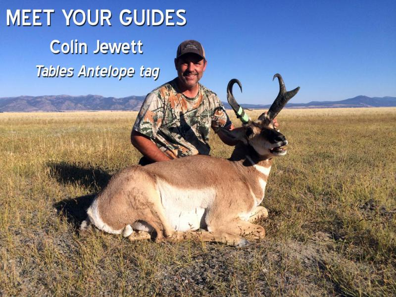 Meet Your Guides: Colin Jewett