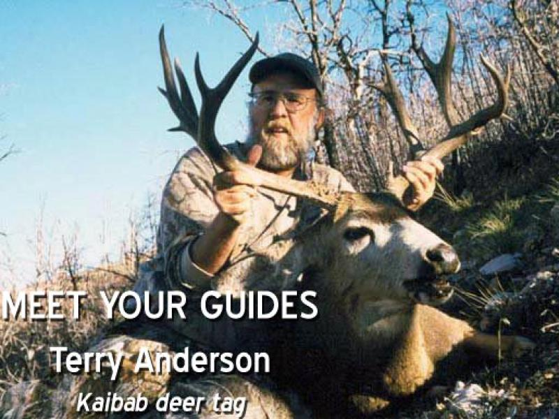 Meet Your Guides Terry Anderson