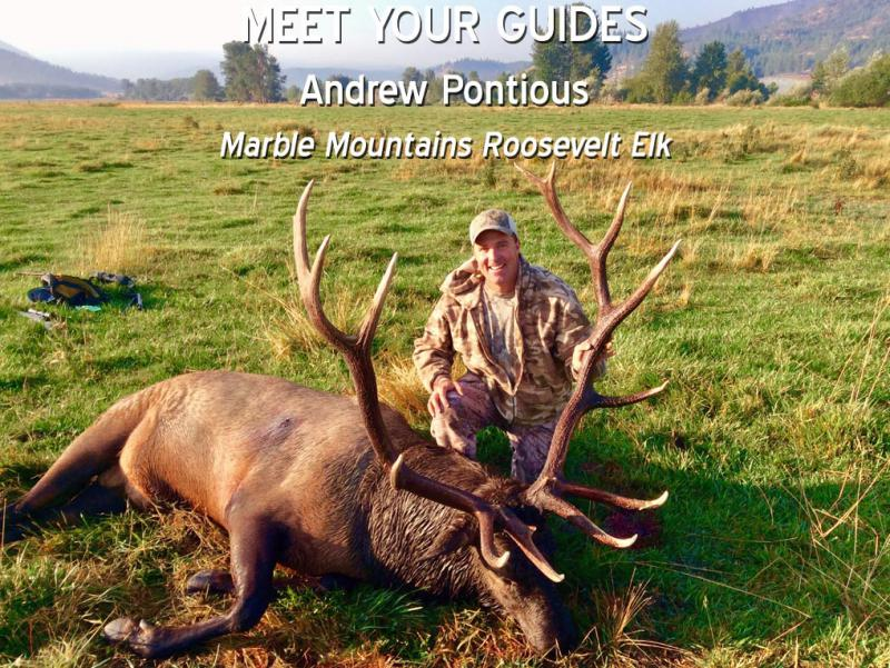 Meet Your Guides: Andrew Pontious