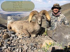 Chad Davis 2016 White Mtns