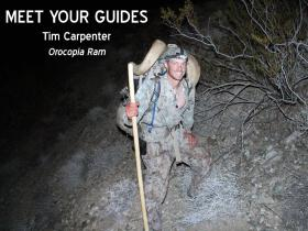 Meet Your Guides: Tim Carpenter