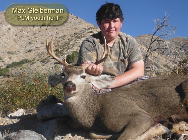 Max Gleiberman PLM Youth Hunt