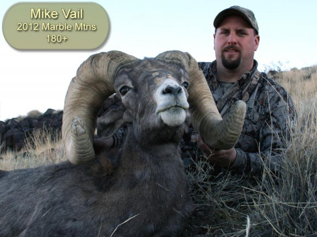 2012 Mike Vail 180+