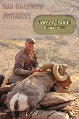 Jeremy Austin Sheep Holes