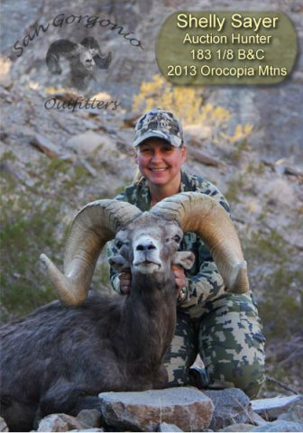 2013 Shelly Sayer Orocopia Mtns
