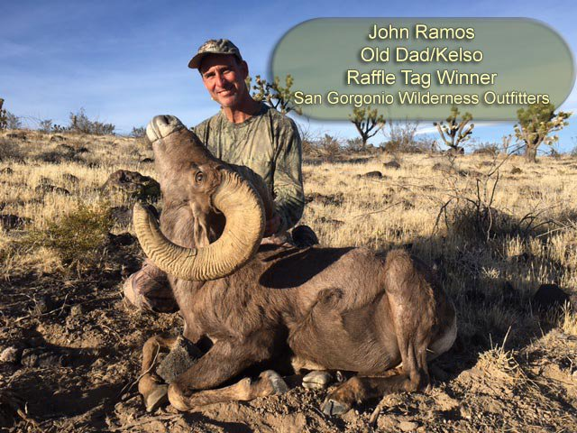 John Ramos 2016 Old Dad Kelso